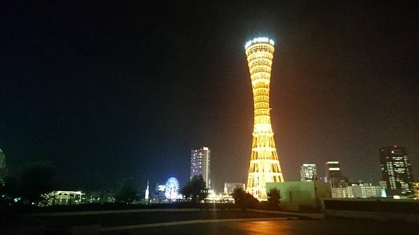 オークラ夜景